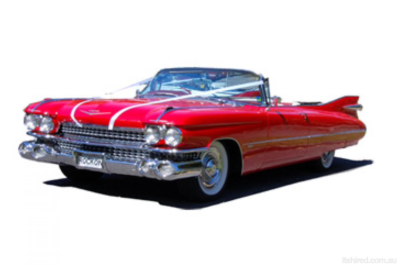 Cadillac Fleetwood Wedding Car Hire Sydney | Rock On ...