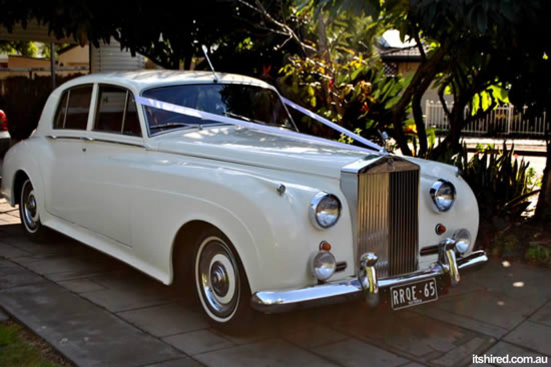 Rolls Royce Silver Cloud Wedding Car Hire Adelaide   Carrington ...