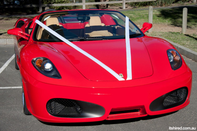 image hire wedding i weddingcarhire car italia ferrari rental do cars sydney