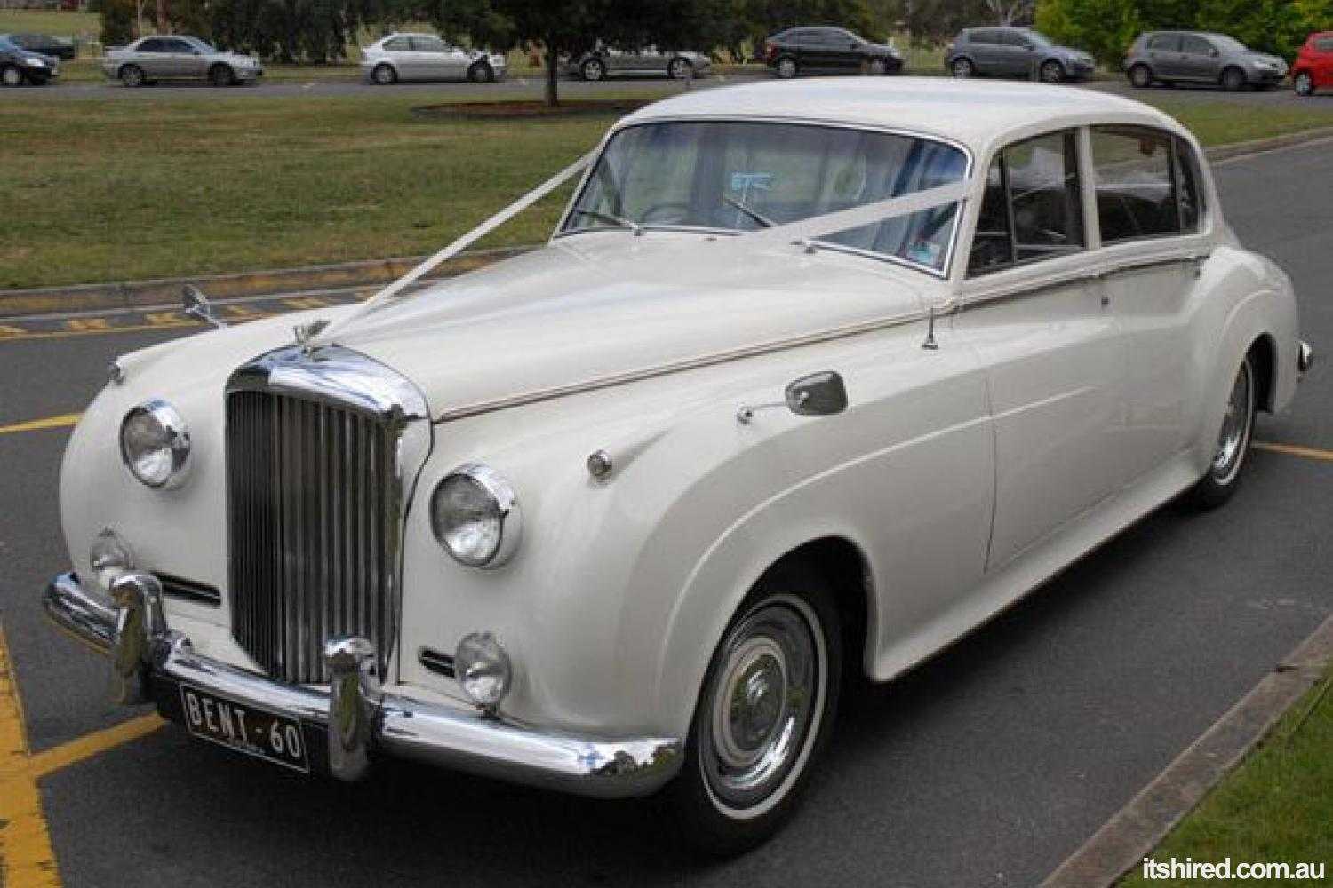 Bentley S Type Wedding Car Hire Melbourne | Always Classic Cars