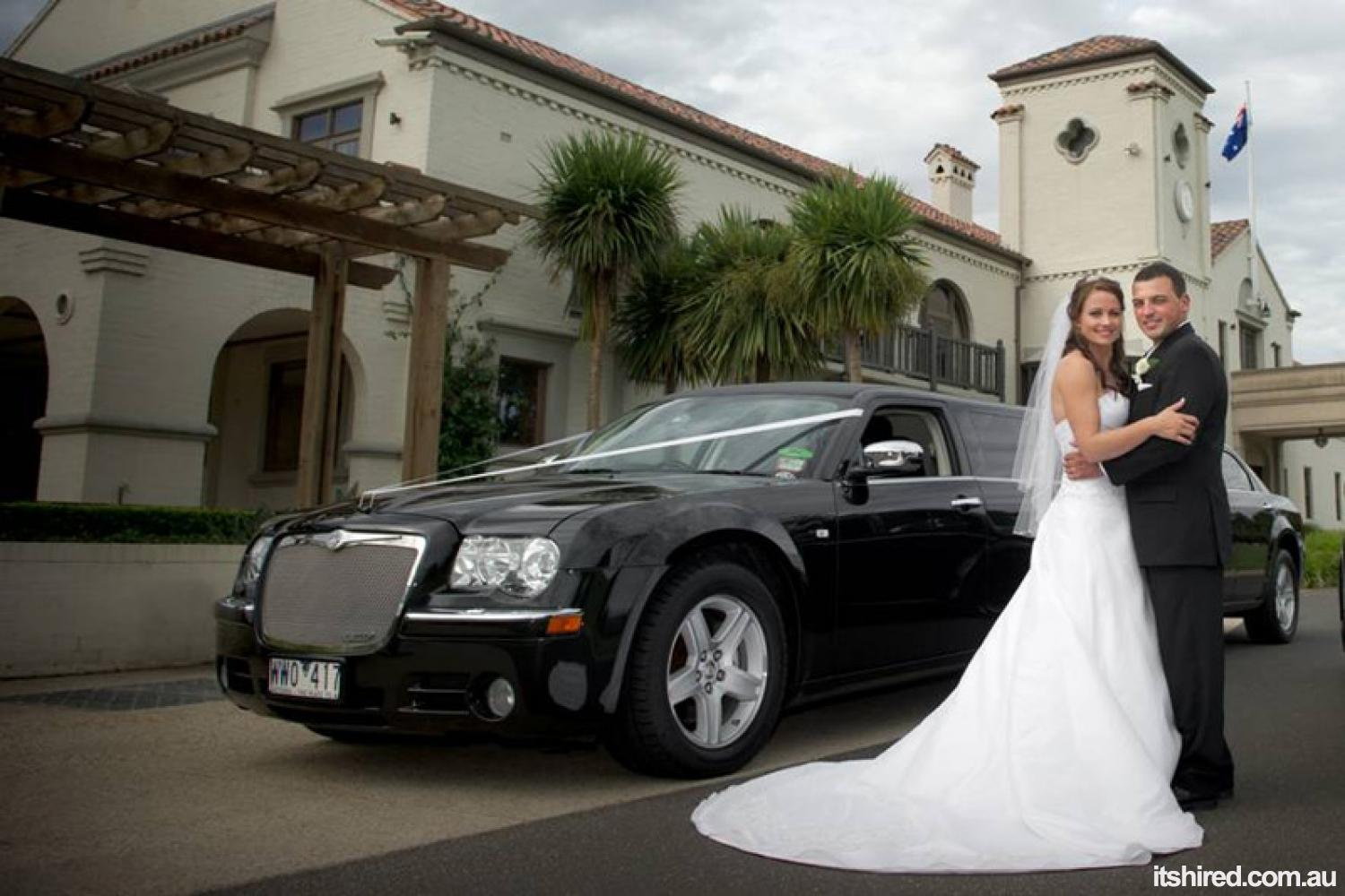Chrysler 300c Wedding Car Hire Melbourne Enrik Limousines