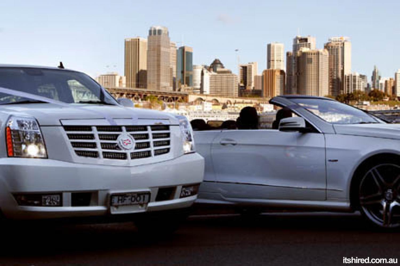 Cadillac Escalade Wedding Car Hire Sydney | HF Wedding ...