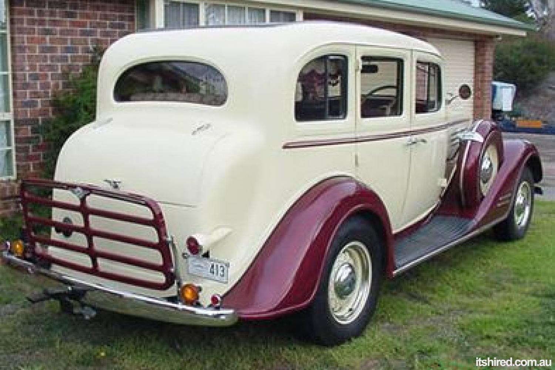 Buick Standard Wedding Car Hire Canberra A1 Classic Car Rentals
