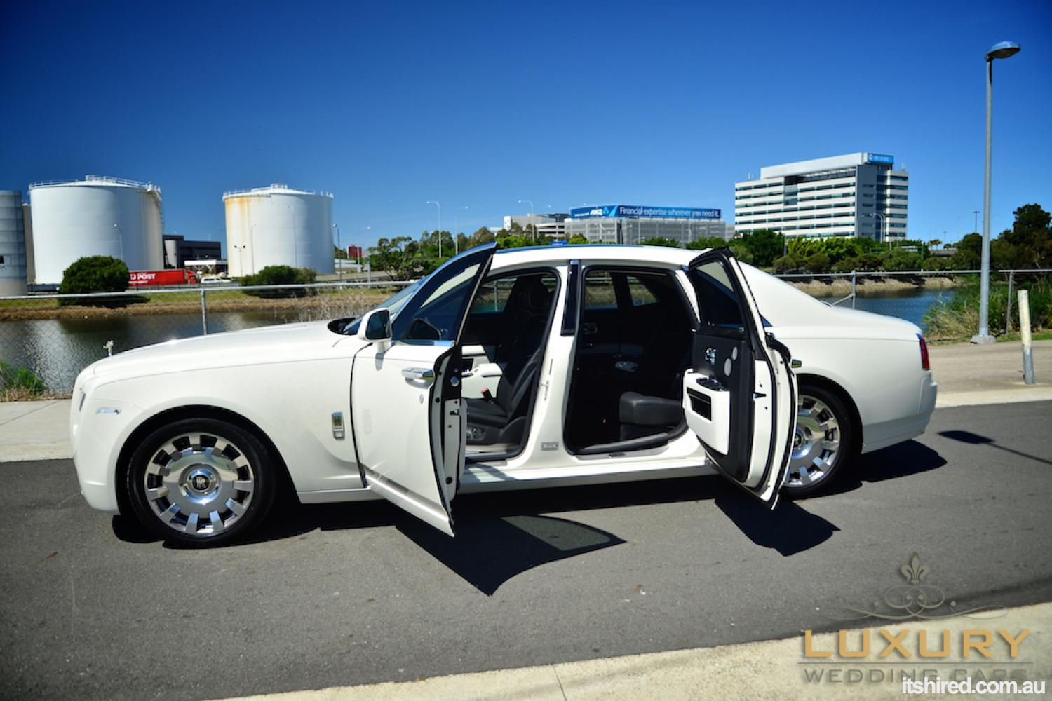 Rolls Royce Ghost Wedding Car Hire Sydney Luxury Wedding