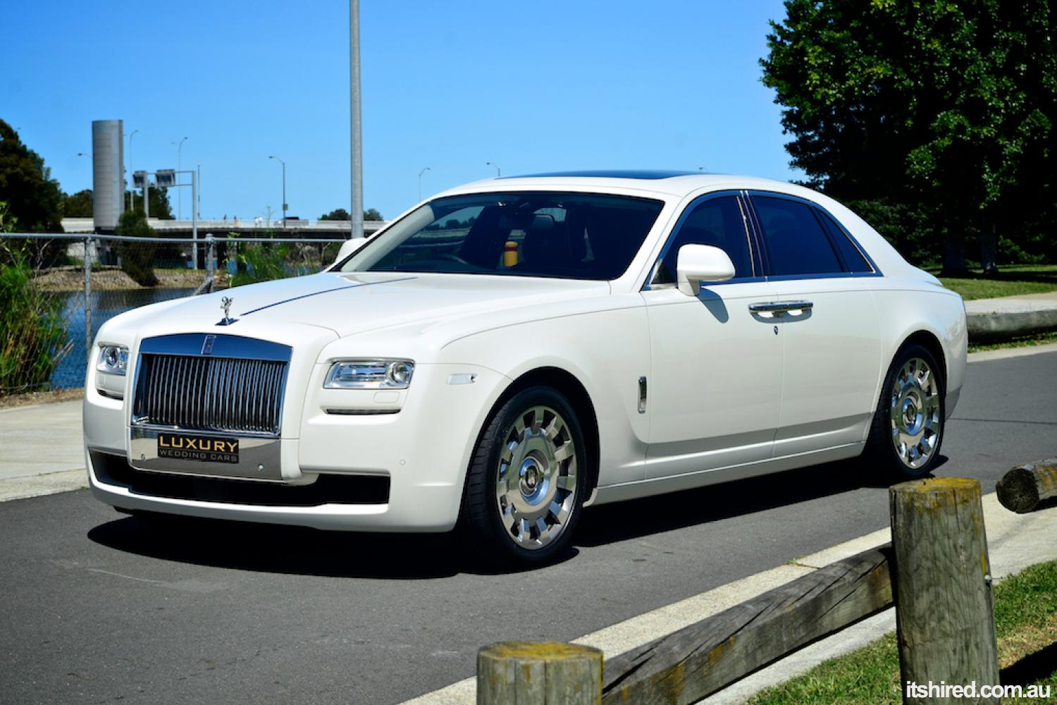 Rolls Royce Ghost Wedding Car Hire Sydney
