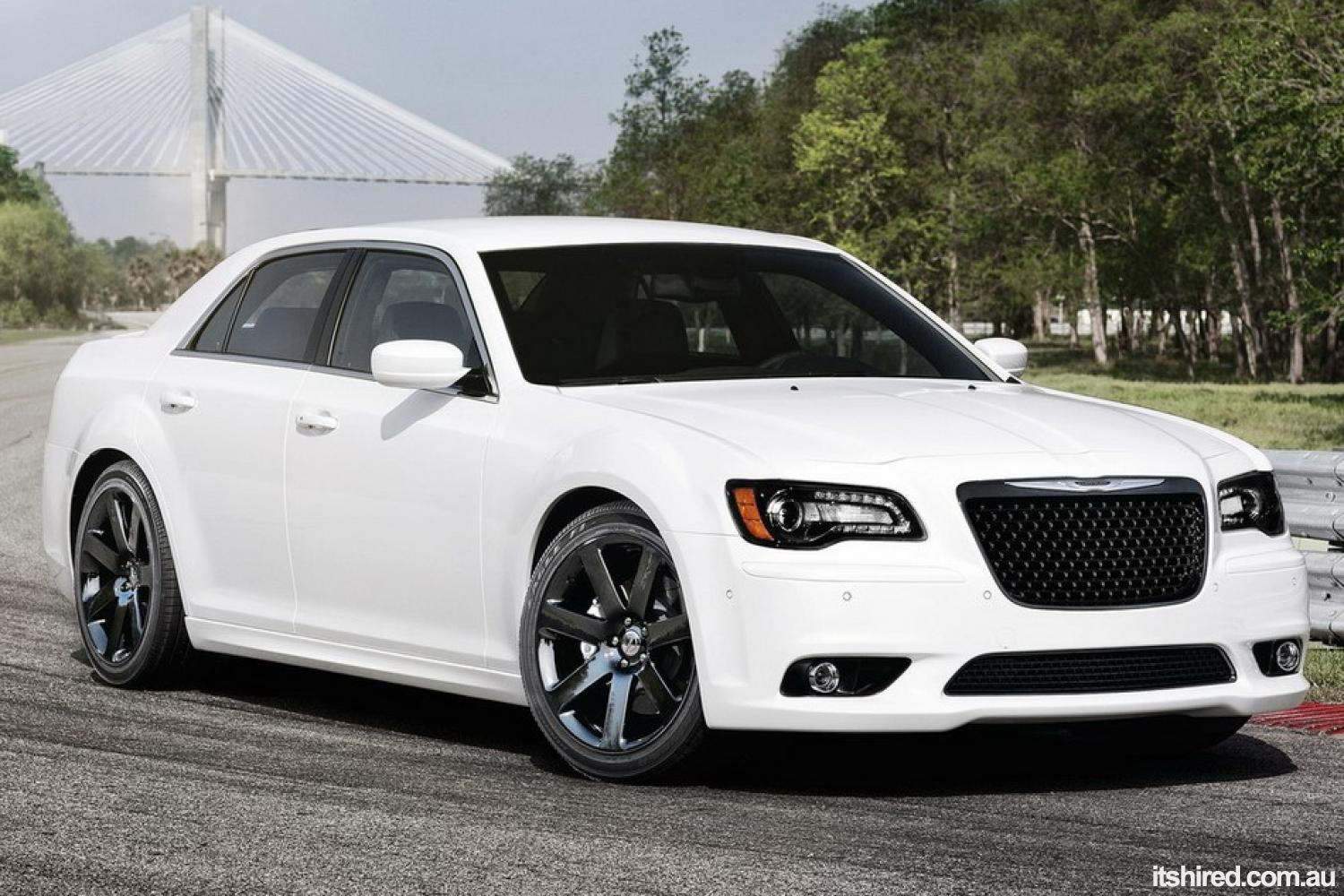 Chrysler 300 Wedding Car Hire Sydney WOW Limousines