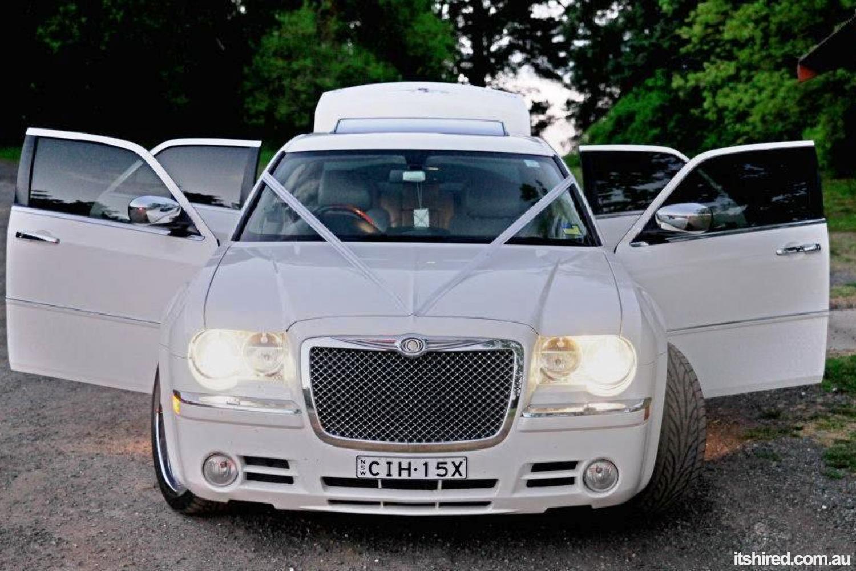 Chrysler 300c Wedding Car Hire Sydney Alvira Limousine Hire
