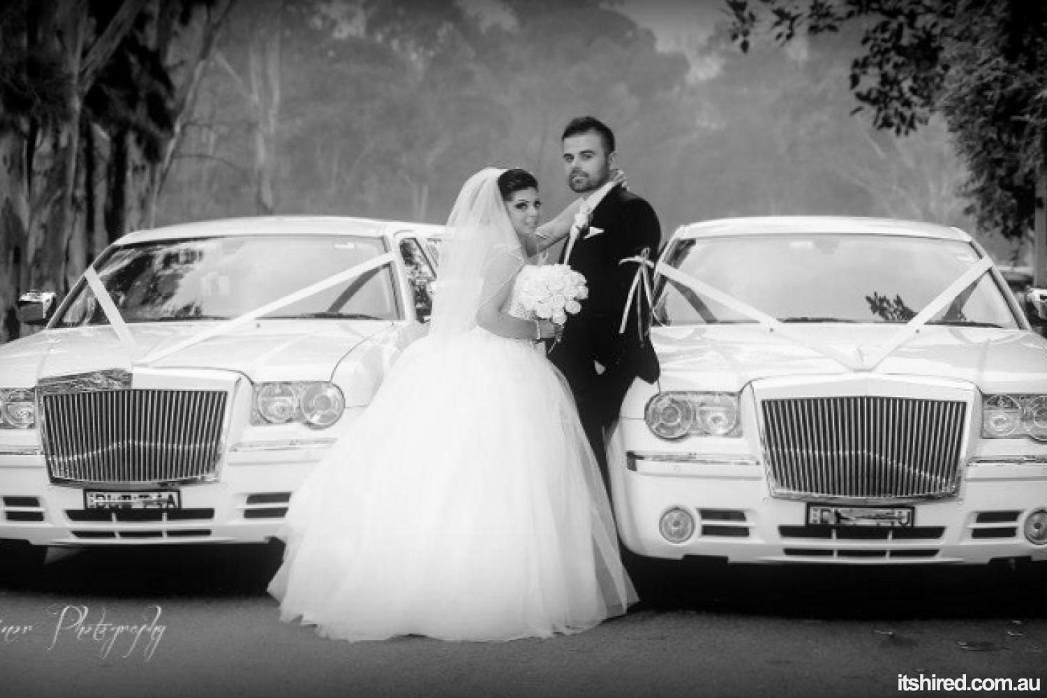 Chrysler 300c Wedding Car Hire Sydney Cherish Chrysler Limousines