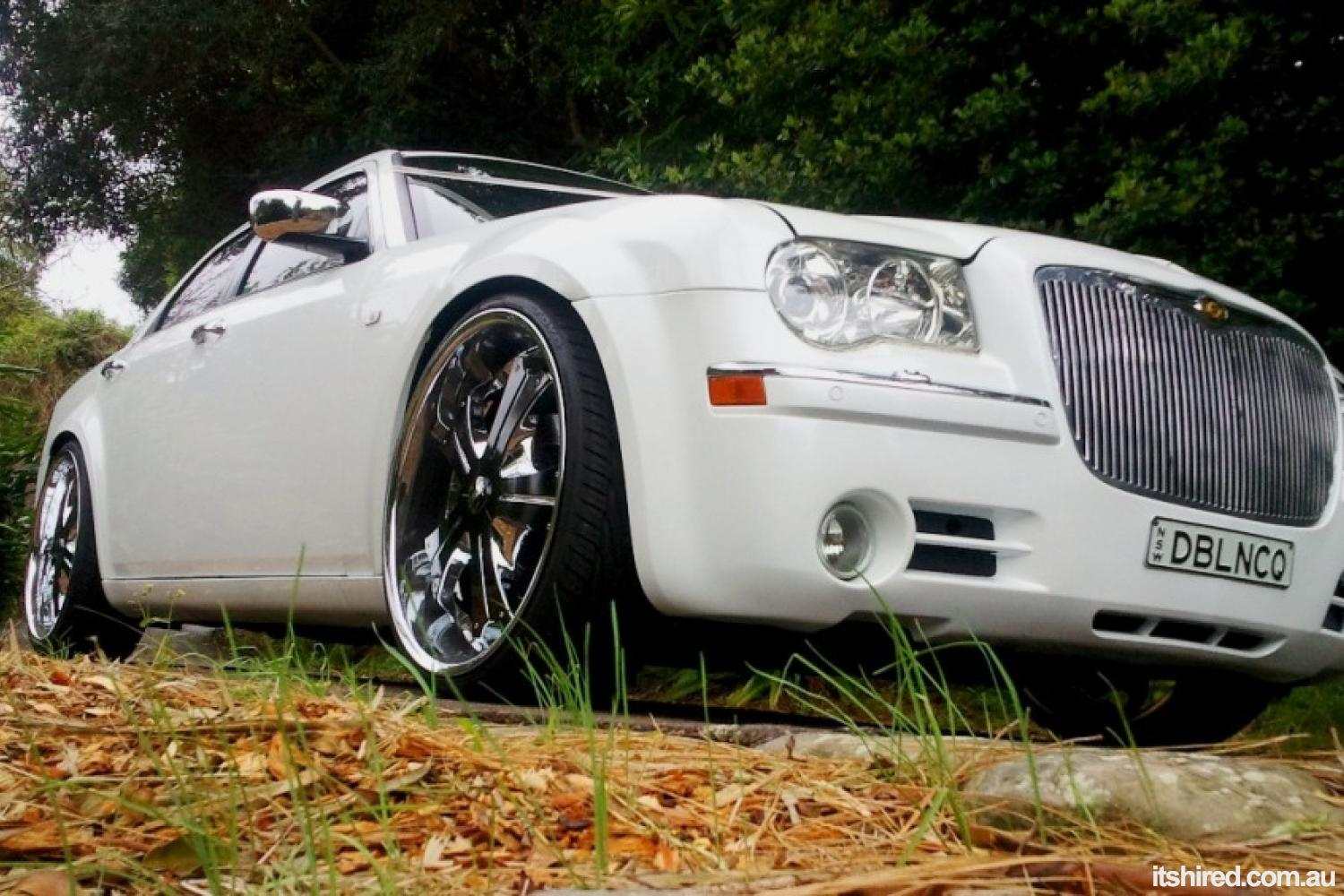 Chrysler 300c Wedding Car Hire Sydney Deblanco Wedding Cars