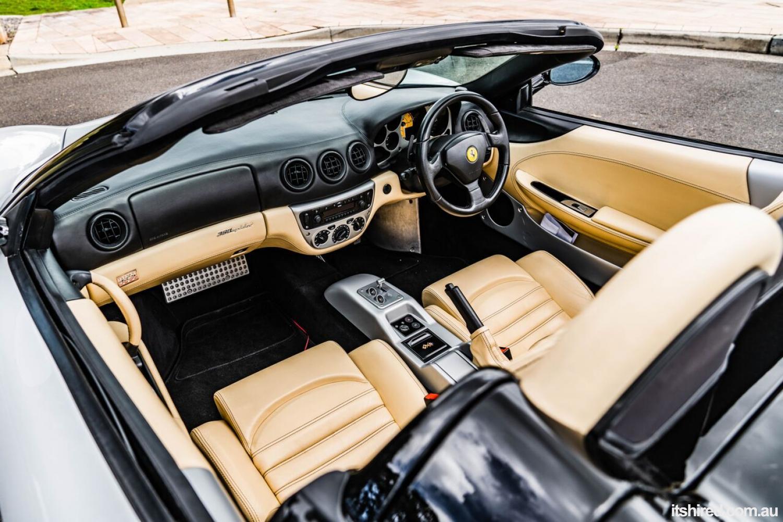 Ferrari 360 Wedding Car Hire Sydney Exclusive Events Hire