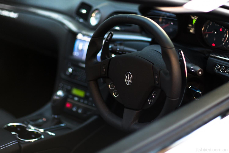 Maserati Grancabrio Wedding Car Hire Sydney Astra Wedding Cars