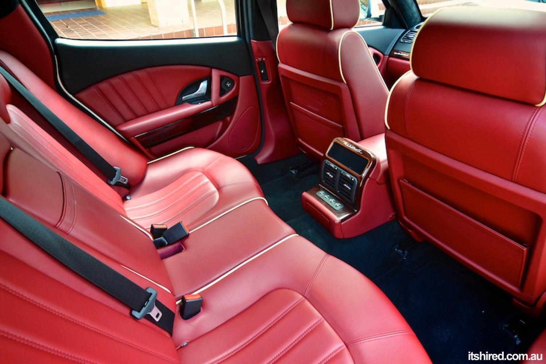 Maserati Quattroporte Wedding Car Hire Sydney Luxury Wedding Cars Sydney
