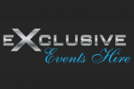 Exclusive Events Hire