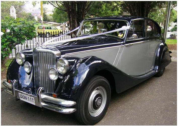 Always Classic Wedding Cars