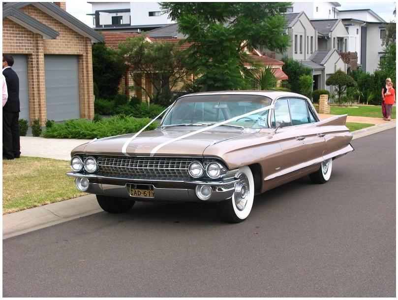 Classic Cars Of America
