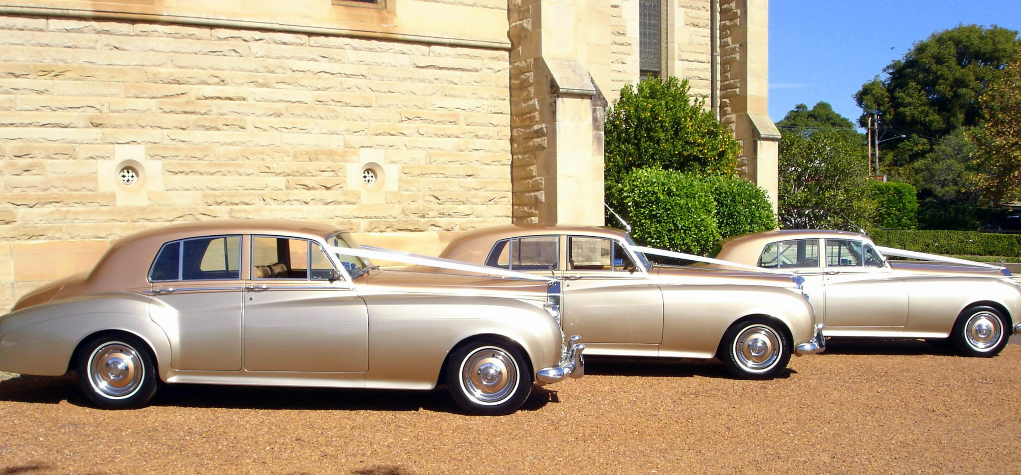 Rolls Royce For Hire >> Limo Hire Sydney | 7th Heaven Wedding Cars at itsHIRED.com.au