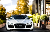 Audi R8 Wedding Car Hire Sydney Astra Wedding Cars