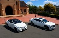 Chrysler 300c Wedding Car Hire Sydney DeBlanco Wedding Cars