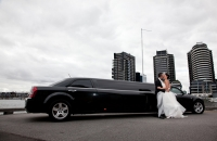 Chrysler 300c Wedding Car Hire Melbourne Enrik Limousines