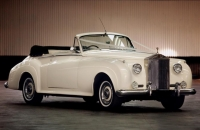 Rolls Royce Silver Cloud Wedding Car Hire Sydney Broadway Limousines