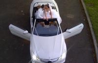 Mercedes E-Class Wedding Car Hire Sydney I Do Wedding Cars Sydney