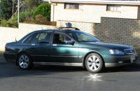 Ford Fairlane Wedding Car Hire Hobart Whelan Prestige Limousines