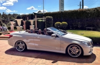 Mercedes E-Class Wedding Car Hire Sydney Luxury Wedding Cars Sydney