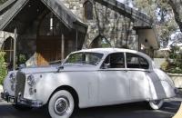 Jaguar Mark VII Wedding Car Hire Canberra A1 Classic Car Rentals