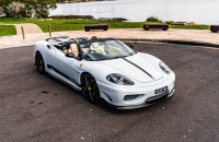 Ferrari 360 Wedding Car Hire Sydney Exclusive Events Hire