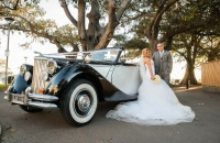 Jaguar Mark V Wedding Car Hire Sydney Broadway Limousines