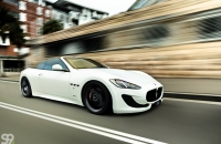 Maserati Grancabrio Wedding Car Hire Sydney Astra Wedding Cars