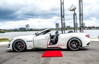 Maserati Grancabrio Wedding Car Hire Sydney Exclusive Events Hire
