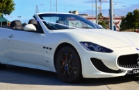 Maserati Grancabrio Wedding Car Hire Sydney Luxury Wedding Cars Sydney
