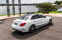 Mercedes C-Class Wedding Car Hire Sydney Exclusive Events Hire
