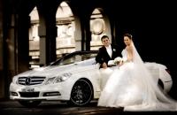 Mercedes E-Class Wedding Car Hire Sydney WOW Limousines