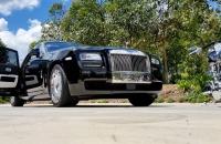 Rolls Royce Ghost Wedding Car Hire Sydney DeBlanco Wedding Cars