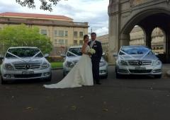 Ronald & Jaclyn wedding day
