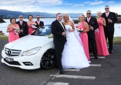 Another I Do Wedding Cars Wedding 29-09-2012. Congratulations to Shaun & Sammy.