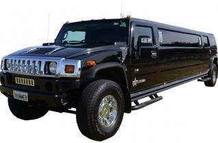 2007 Hummer Limo
