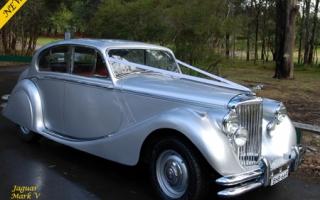 1951 Jaguar Mark V