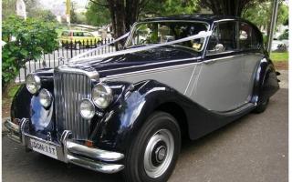 1951 Jaguar Mark IV