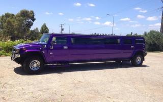 2010 Hummer Limo