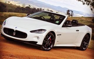 2012 Maserati Grancabrio