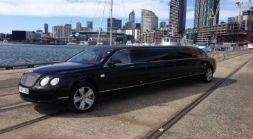 Chrysler 300c Wedding Car Hire Melbourne Krystal Limousines
